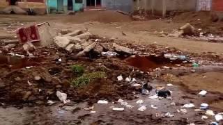 """""""فيس بوك برلمانى"""".. بالفيديو.. مواطن يستغيث من ارتفاع غرق قرية مشيرف بالمنوفية"""