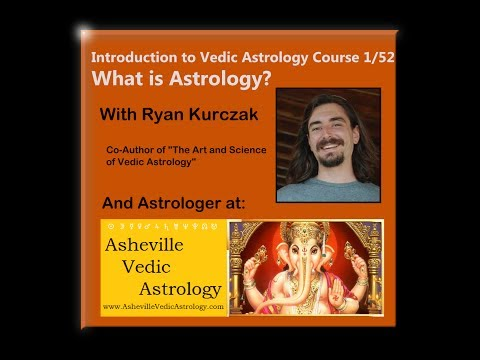 Free Vedic Astrology Learning Course