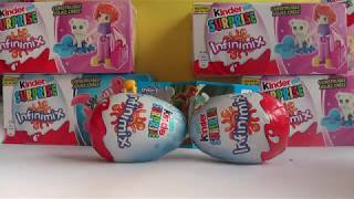 PTERODACTYLUS  Kinder Surprise Eggs  INFINIMIX  FS198