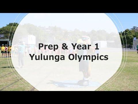 Yulunga Olympics Prep & Year 1