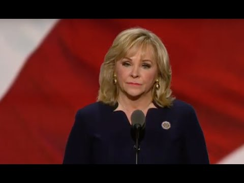FULL SPEECH: Gov. Mary Fallin - Republican National Convention