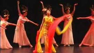 BU Asian Art Troupe Dance _ Mogao Cave Fantasy Part 3
