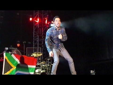 LINKIN PARK Live in Johannesburg 2012 (Full concert)