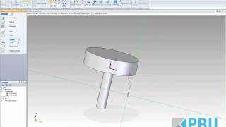 Solid Edge Design & Drafting Teil I, Erstellung Part, Video 1/2