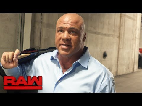 Kurt Angle prepares to make a life-changing announcement: Exclusive, July 17, 2017