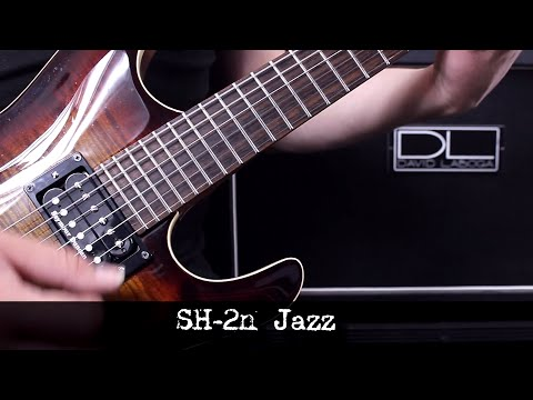 Jazz Neck Demo (SH-2)