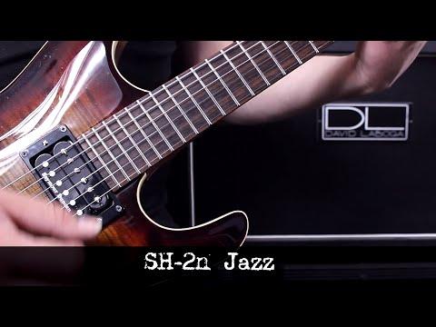 Jazz Neck Demo (SH-2)