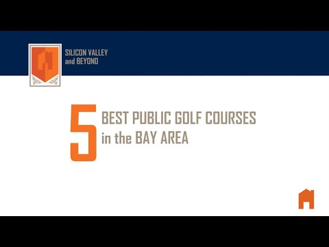 The Best Public Golf Courses in The Bay Area