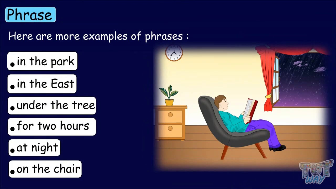 What Is The Difference Between A Sentence And A Phrase