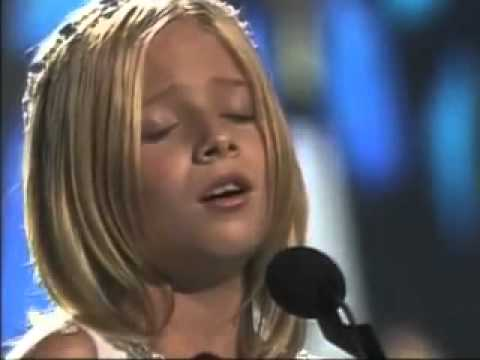 JACKIE EVANCHO AVE MARIA (AMERICAS GOT TALENT).
