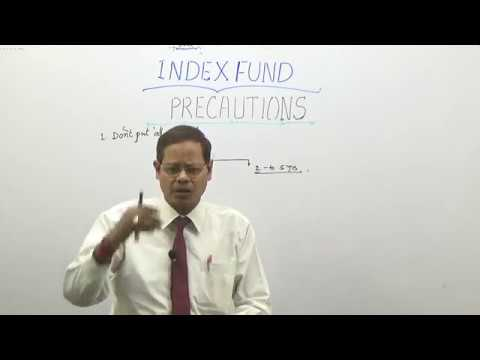31.INDEX FUNDS I PRECAUTIONS (మెలుకువలు) I HINTS I TIPS