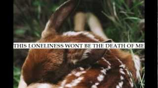 Being as an ocean - This loneliness won