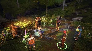 The Waylanders - First Approach and Combat Formations Video