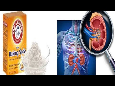 Eat Half Teaspoon of Baking Soda Daily And This Happens To Your Kidneys !