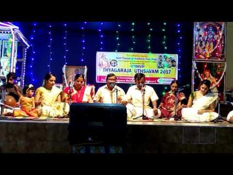 Rara, Raghuveera - Tyagaraja Aradhana Calicut