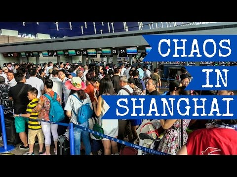 Travel China   From Holland to Chengdu and Lijiang in CHAOS    TravelGretl 2016 Full HD