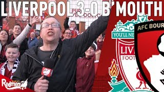 We Dominated Them! | Liverpool v Bournemouth 3-0 | Chris' Match Reaction