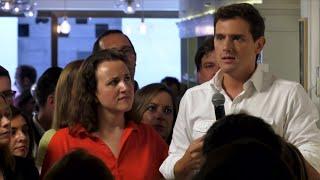 """Rivera apuesta por """"incentivar más y castigar menos"""""""