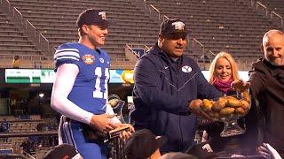 BYU mashes Western Michigan in Potato Bowl, 49-18