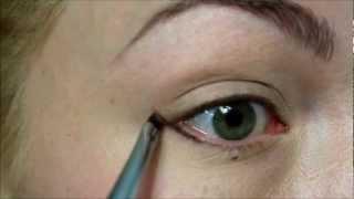 Урок 9 - Классический макияж в родственных оттенках