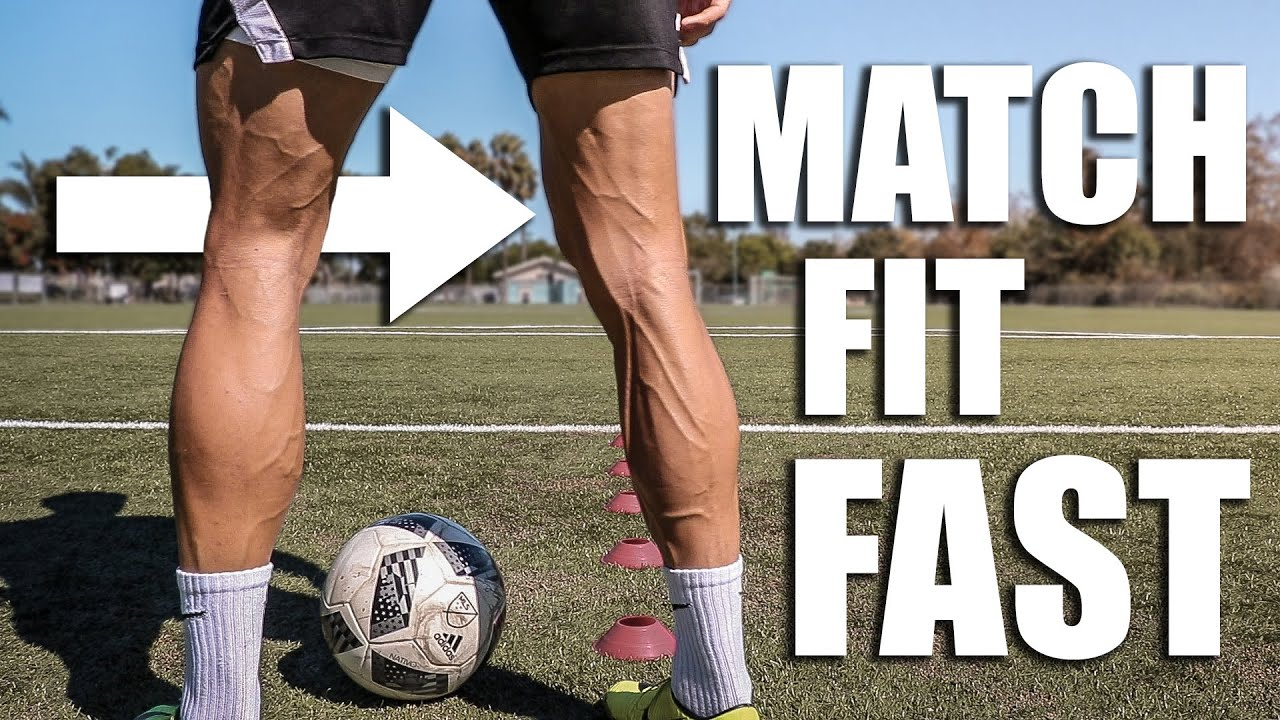 The BEST Way to Improve Stamina for Soccer