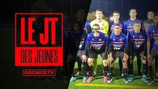VIDEO: JT Jeunes #13 : les U19 à Monaco et les U17 à Nîmes