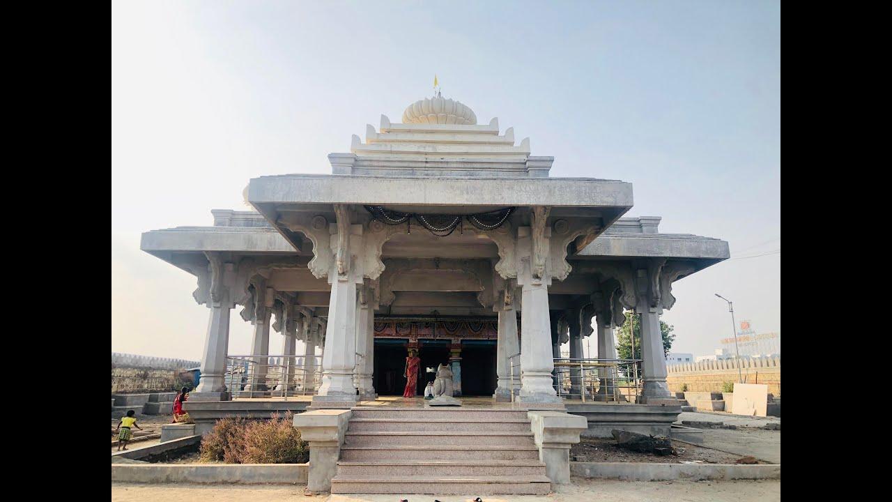 khandoba Temple At Kondhapuri Village