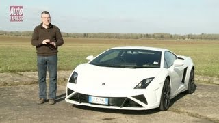 Lamborghini Gallardo LP 560-4 2013 Videos