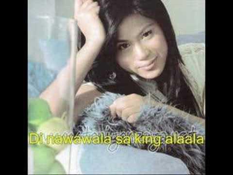 Akala Ko'y Para Sa'kin by Toni Gonzaga (with lyrics)