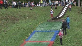 Ve Frenštátě skákali žáci a junioři, místní dosáhli i na dvě zlata