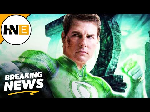 Tom Cruise WILL Play Green Lantern Under One Condition