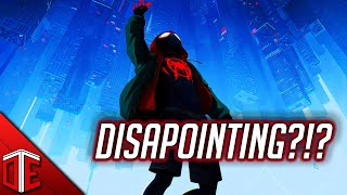 The Best and Worst Scene in Spider-Man: Into the Spiderverse