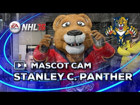 NHL 16 Mascot Cam | Stanley C. Panther (Florida Panthers)