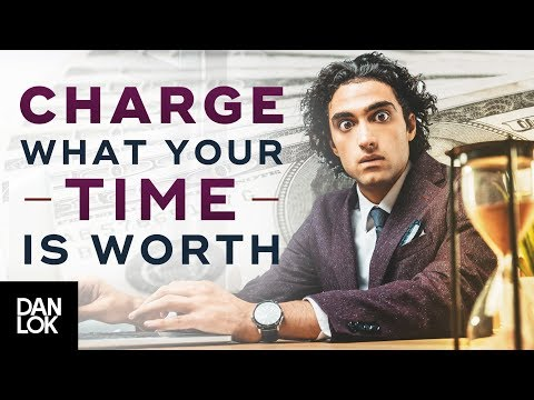 The Ultimate Pricing Strategy To Charge What Your Time Is Worth - Premium Package Secrets Ep. 4