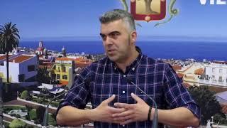 Presentación de las actividades por el Día de los Museos - La Orotava