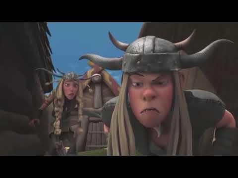 Como treinar seu dragão Dublado - EP1