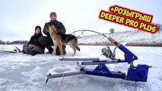 Первый лед первая зимняя рыбалка сына Глебуса Рыбалка на Анти Жерлицы