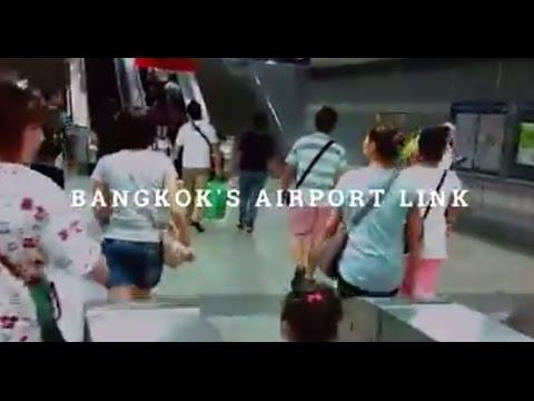 Bangkok's Airport Link Tour