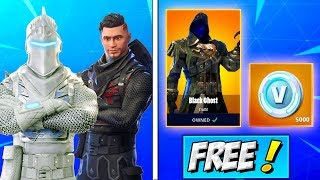 BLACK KNIGHT STYLES! Fortnite FREE V BUCKS RETURNING! How To Get Blackheart STYLE COMING BACK RETURN