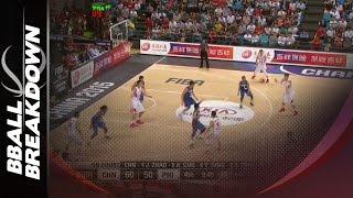 China vs Philippines: FIBA Asia 2015 Finals