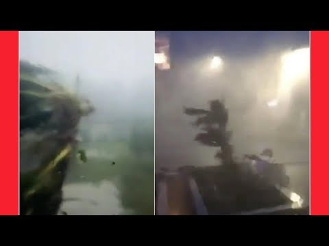 Cyclone Gita rips through Tonga - 2018 End Times Signs