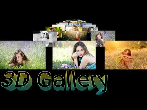 3d Gallery App Android Download॥install Gallery 3d