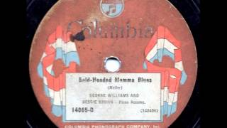 Bald Headed Mamma Blues - George Williams and Bessie Brown