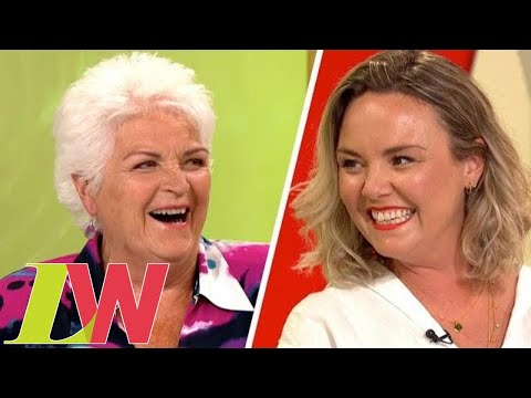 Pam St Clement Is Reunited With EastEnders Co-Star Charlie Brooks | Loose Women