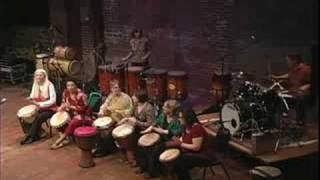 Drum the Ecstatic - Jamani Drummers w/ Jim Donovan (Rusted Root)