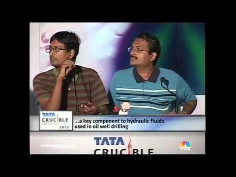 Tata Crucible 2012 Chennai Final - Non Tata Track