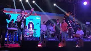 Mankirat aulakh || live at __elante mall__chandigarh