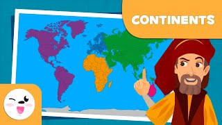 The CONTINENTS for Kids - Geography for Kids