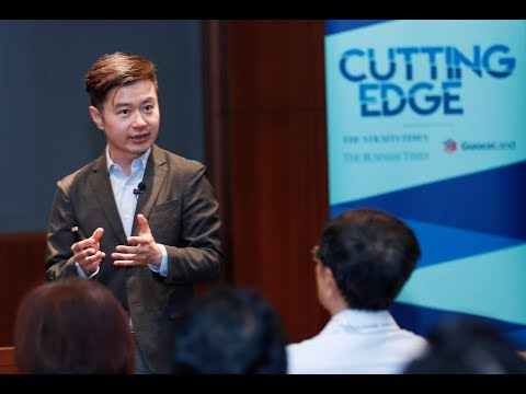 The Cutting Edge with Howard Yu