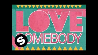 Tony Junior & Mr. Polska  - Love Somebody (Radio Edit)